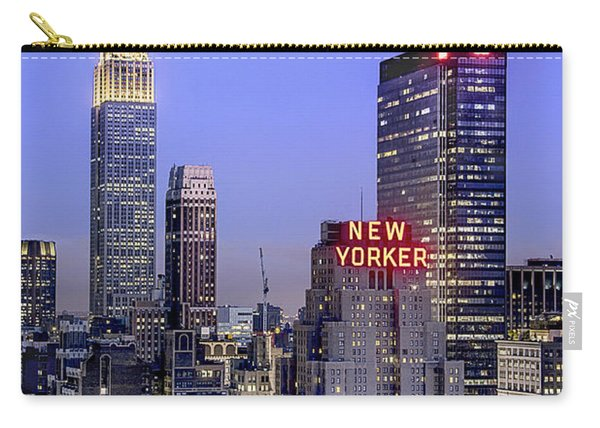 Made In New York Carry-all Pouch