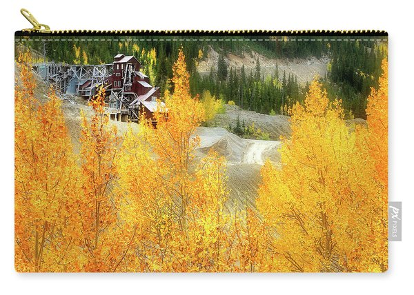 Madonna Mine - Monarch Pass - Colorado Carry-all Pouch