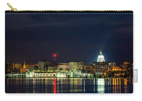 Madtown Skyline Carry-all Pouch