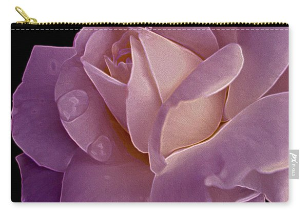 Magenta Queen 8  Carry-all Pouch