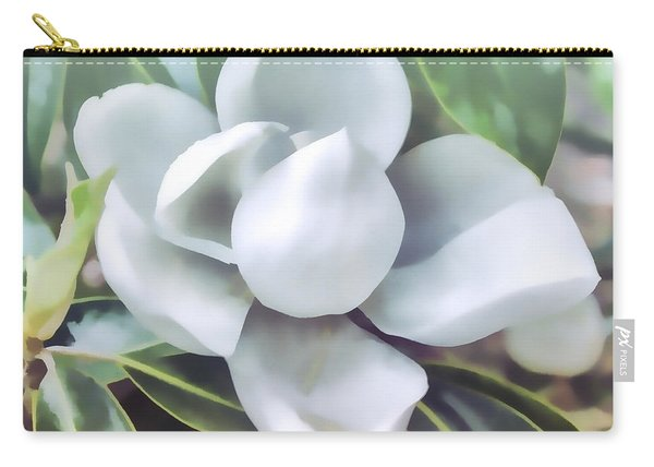 Magnolia Opening 2 Carry-all Pouch