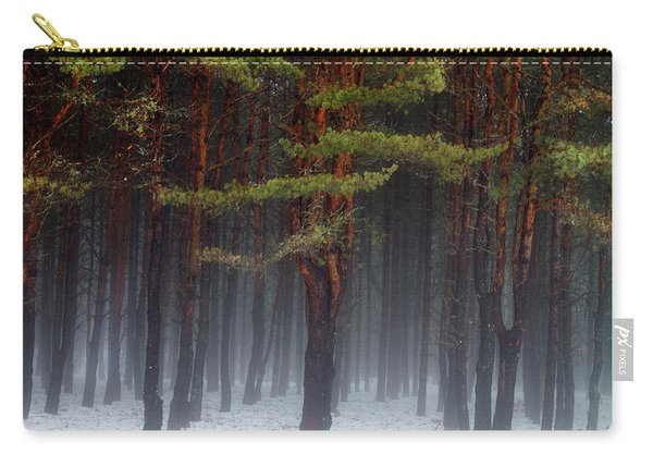 Magical Pines Carry-all Pouch