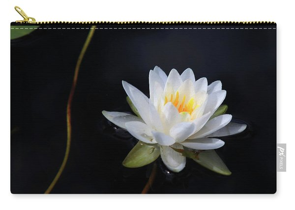 Magical Water Lily Carry-all Pouch