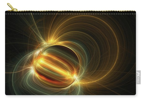 Magnetic Field Carry-all Pouch