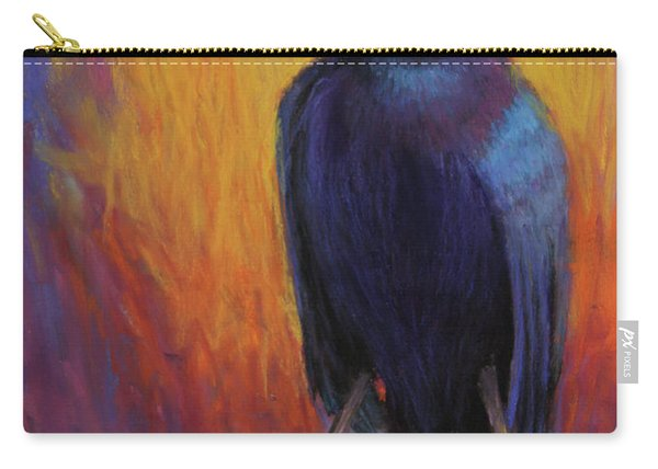 Magnificent Bird Carry-all Pouch