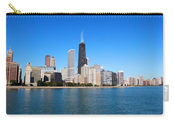 Magnificent Chicago Carry-all Pouch