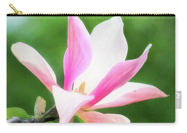 Magnificent Daybreak Magnolia At Day's End Carry-all Pouch
