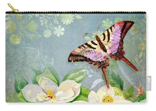 Magnolia Dreams  Carry-all Pouch