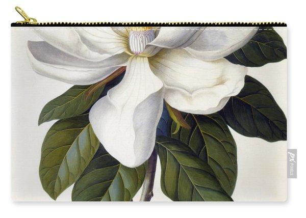 Magnolia Grandiflora Carry-all Pouch
