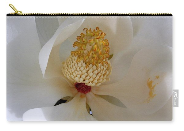 Magnolia Happiness Carry-all Pouch