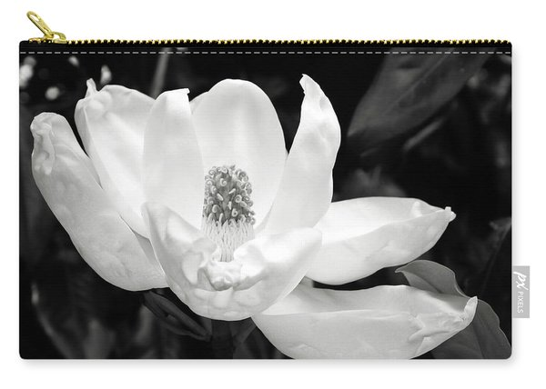 Magnolia Memories 3- By Linda Woods Carry-all Pouch