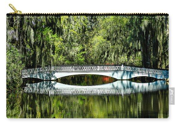 Magnolia Plantation Bridge - Charleston Sc Carry-all Pouch
