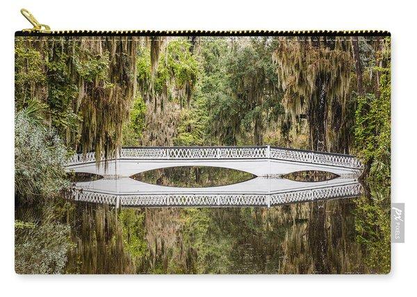 Magnolia Plantation Gardens Bridge Carry-all Pouch