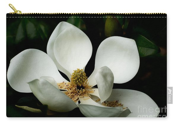 Magnolia Time Carry-all Pouch