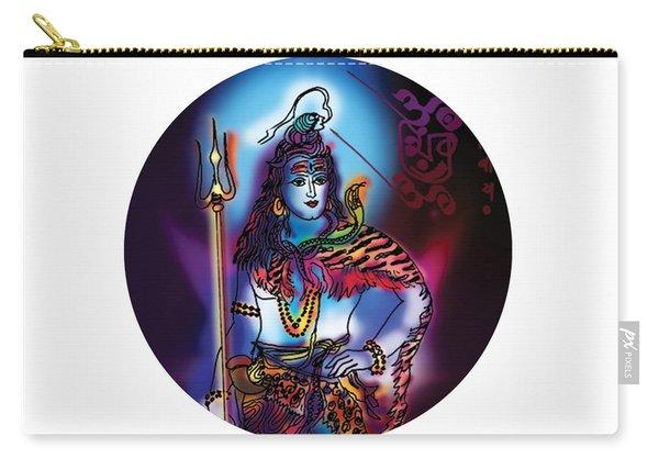 Maheshvara Shiva Carry-all Pouch
