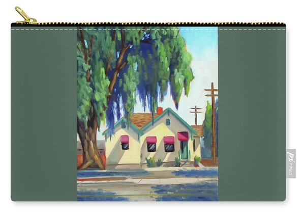 Maily House - Eagle, Idaho Carry-all Pouch