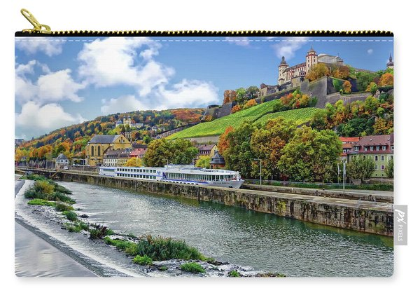 Main River Panorama Carry-all Pouch