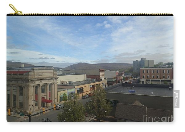 Main St To The Mountains   Carry-all Pouch