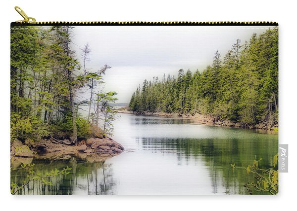 Maine Cove  Carry-all Pouch