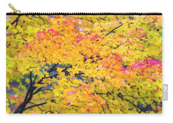 Maine Fall Foliage In Autumn Carry-all Pouch