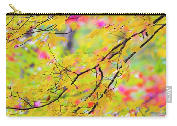 Maine Fall Foliage Panorama Carry-all Pouch
