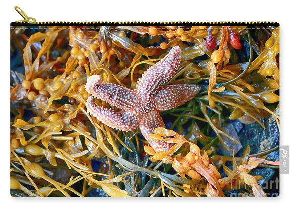 Maine Sea Star Carry-all Pouch