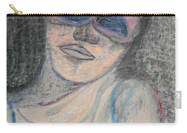 Maine Woman Carry-all Pouch