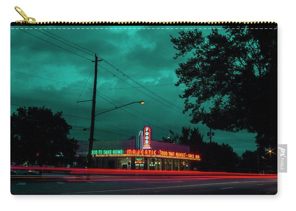 Majestic Cafe Carry-all Pouch