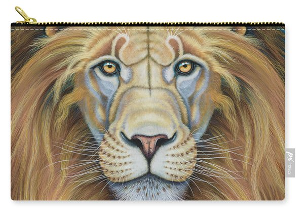 The Lion's Mane Attraction Carry-all Pouch
