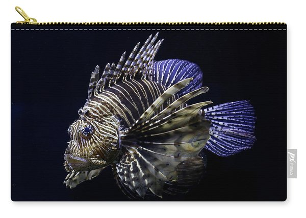 Majestic Lionfish Carry-all Pouch