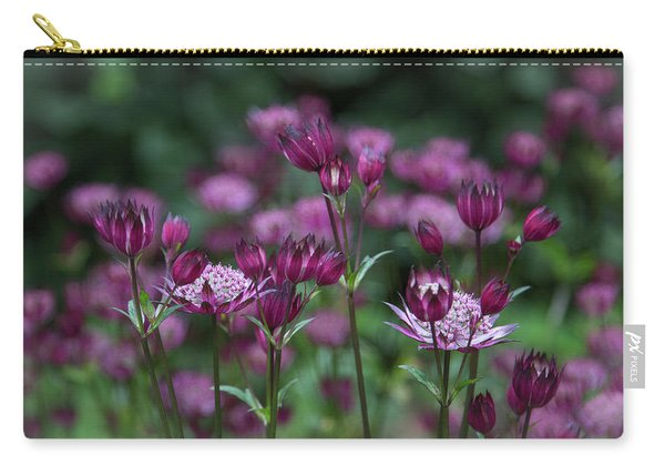 Majestic Magenta Carry-all Pouch