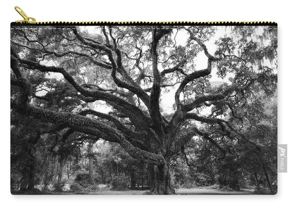 Majestic Oak Carry-all Pouch