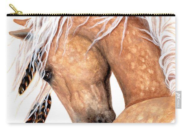 Majestic Palomino #139 Carry-all Pouch