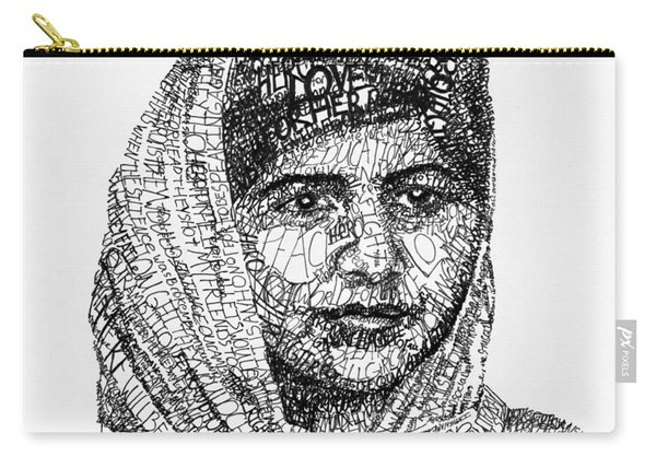 Malala Yousafzai Carry-all Pouch