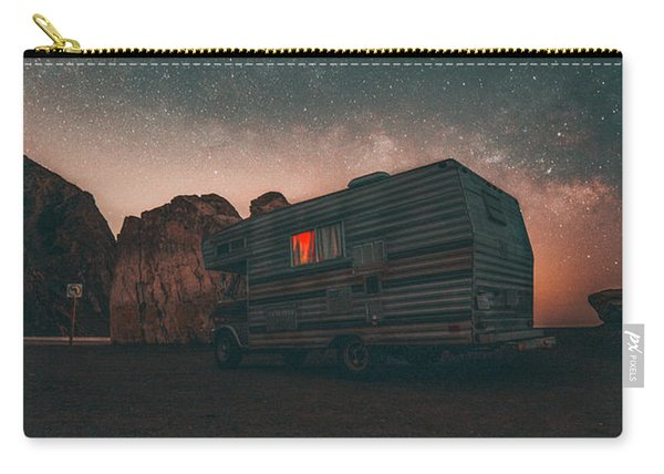 Malibu Trailer Park Carry-all Pouch