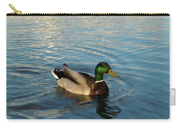 Mallarad Duck 1 Carry-all Pouch