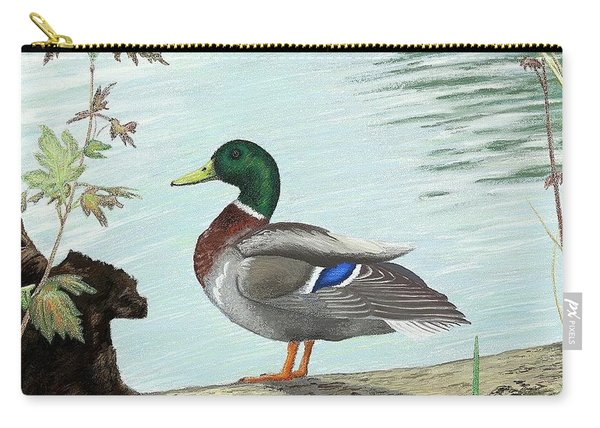 Mallard 2010 Carry-all Pouch