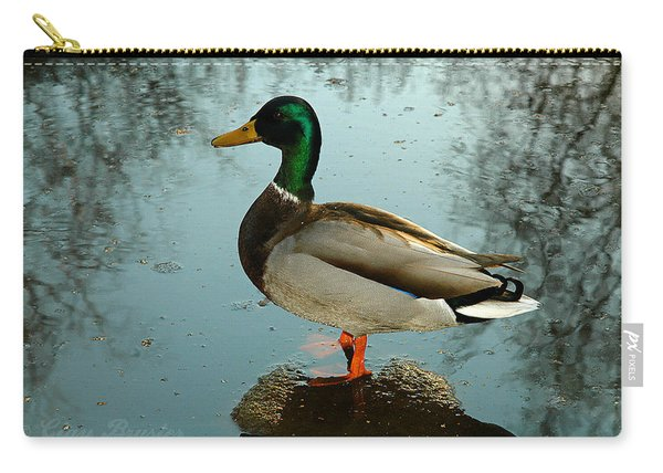 Mallard Carry-all Pouch