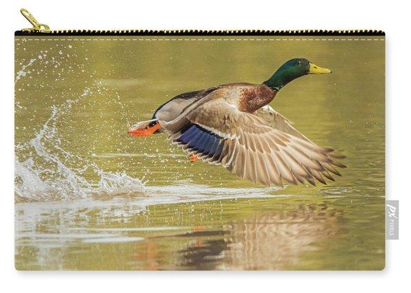 Mallard Duck 1952-112017-2cr Carry-all Pouch