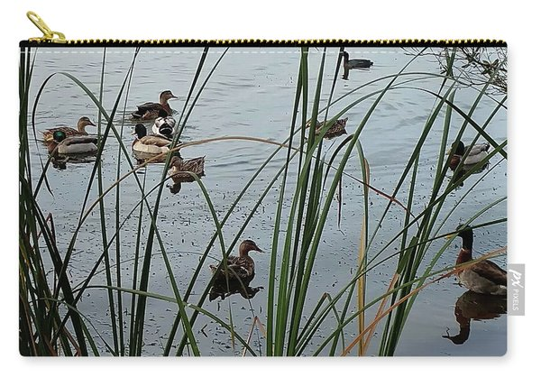 Mallard Migration Carry-all Pouch
