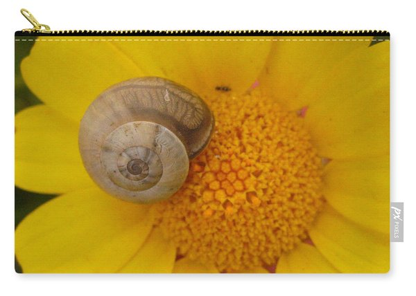 Malta Flower Carry-all Pouch