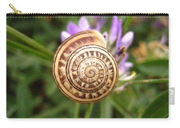 Malta Snail Carry-all Pouch