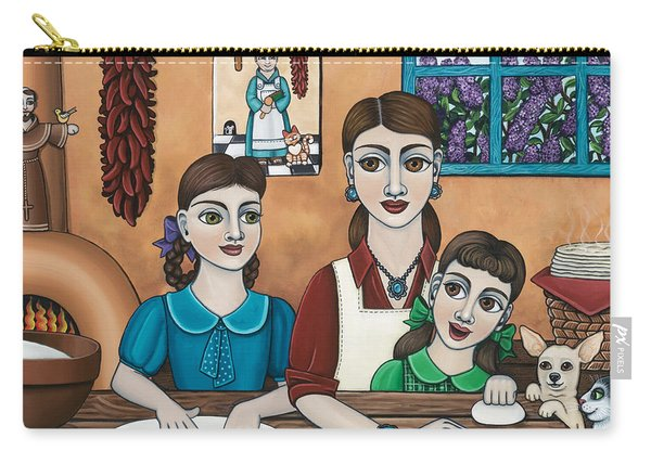Mamacitas Tortillas Carry-all Pouch