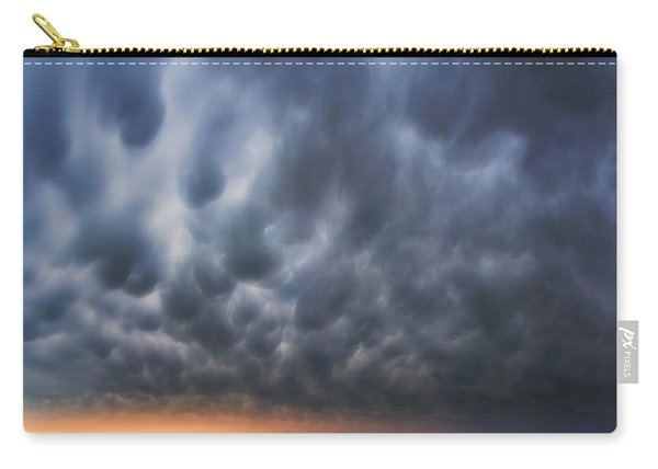 Mammatus Over Madrid Carry-all Pouch