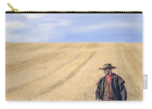 Man Of The West Carry-all Pouch