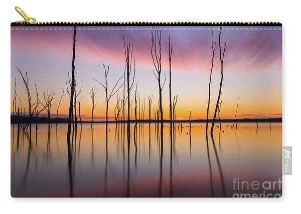Manasquan Reservoir Long Exposure Carry-all Pouch