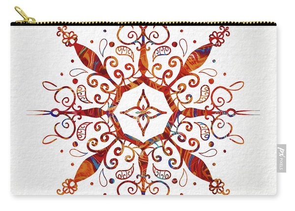Mandala Art 2 Carry-all Pouch