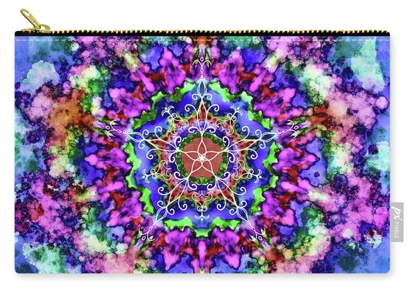 Mandala Art 4 Carry-all Pouch