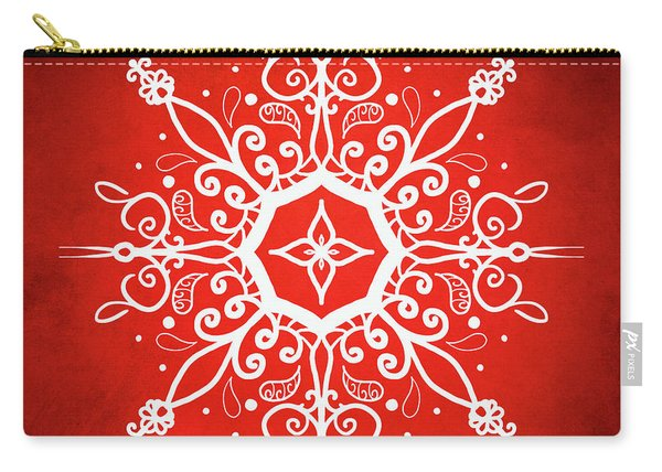 Mandala Art 5 Carry-all Pouch