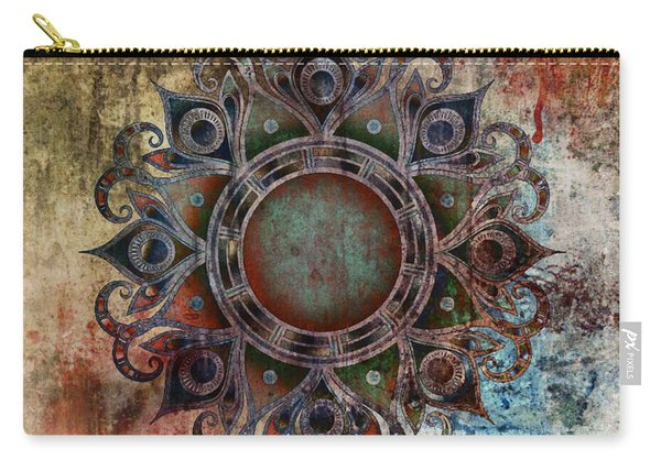 Mandala - Zombie Carry-all Pouch